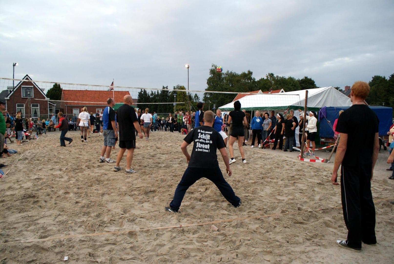 Beach Volleybaltournooi 11-09-2010 Heiligerlee