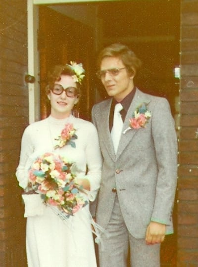 Con en ik in 1975