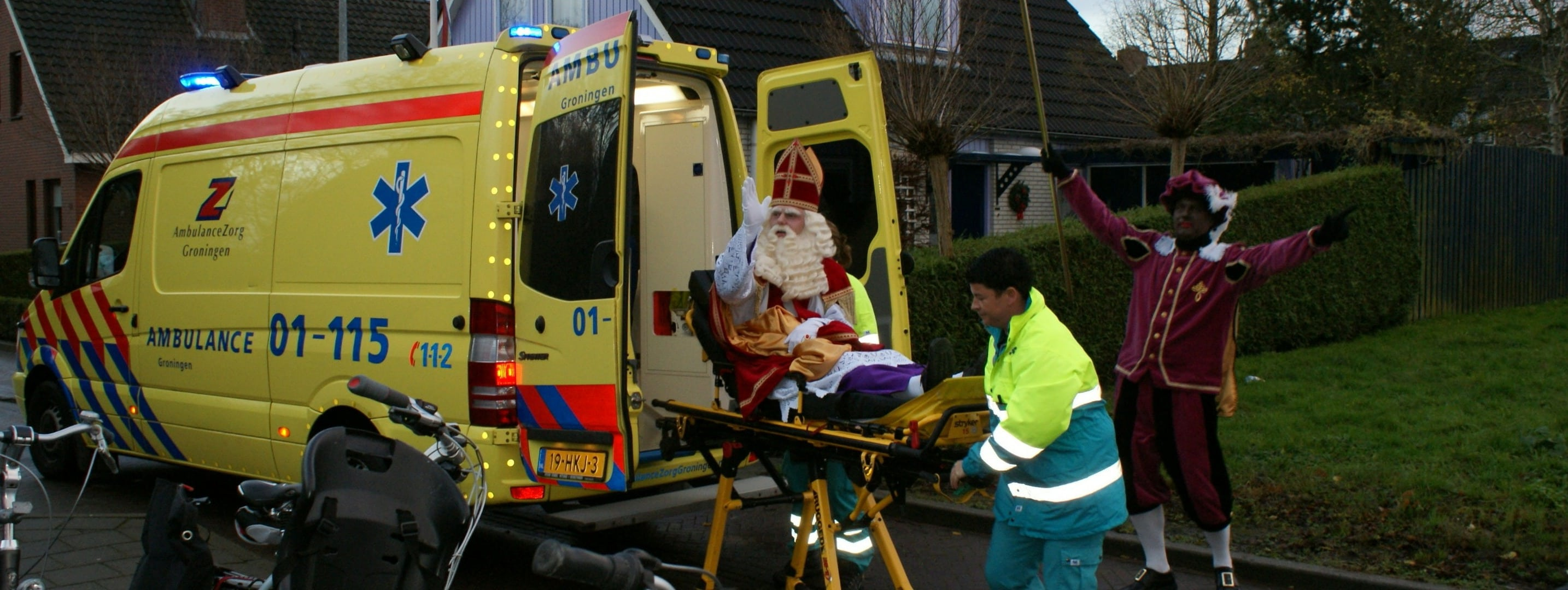 Sinterklaas 2011 OBS Heiligerlee