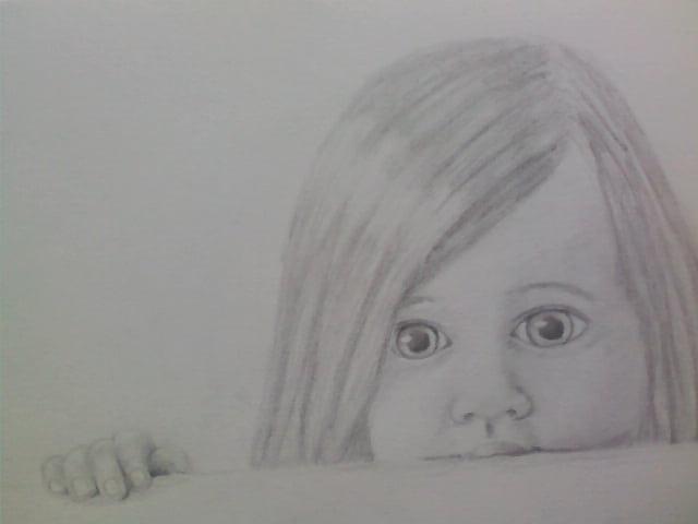 Eva 39 s schetsboek pagina 5 tekenen en schilderen - Kantoor voor een klein meisje ...