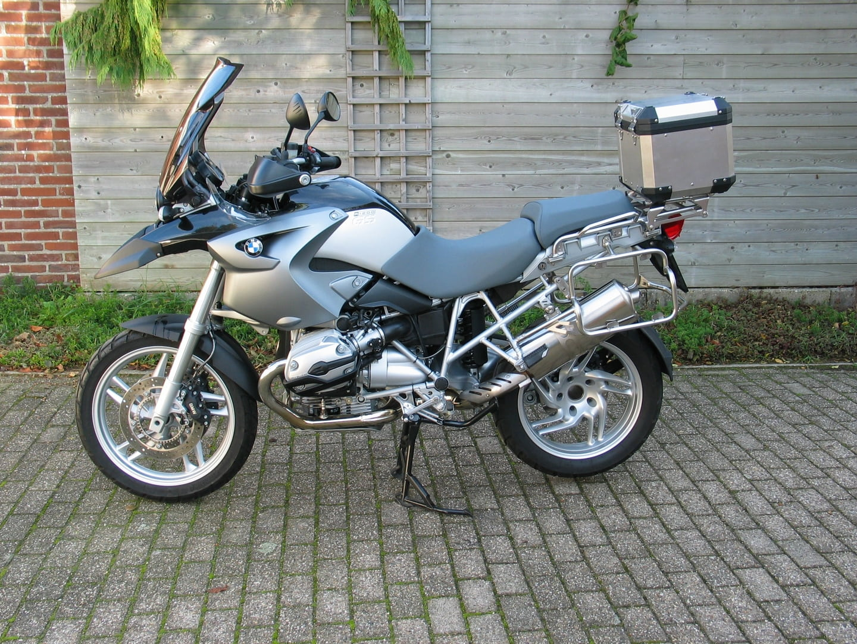 BMW R1200GS eind 2006 FULL OPTIONS !!! 1600 KM (R 1200 GS ...