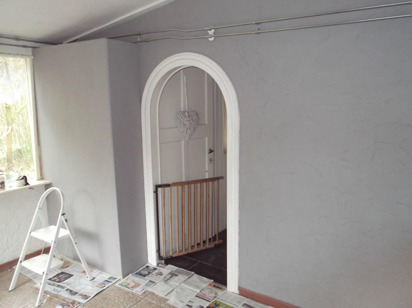 Made bij ikkus februari 2013 - Kleden muur op ...