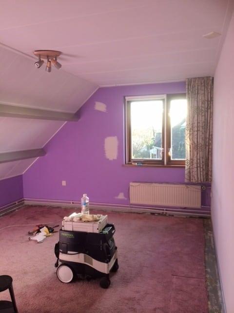 Interieurtips hoe ziet jouw leefruimte eruit deel 10 - Verf balken ...