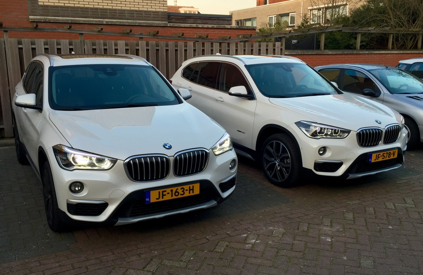 2018 Bmw X1 Vs X3 >> Mineral White vs Alpine White