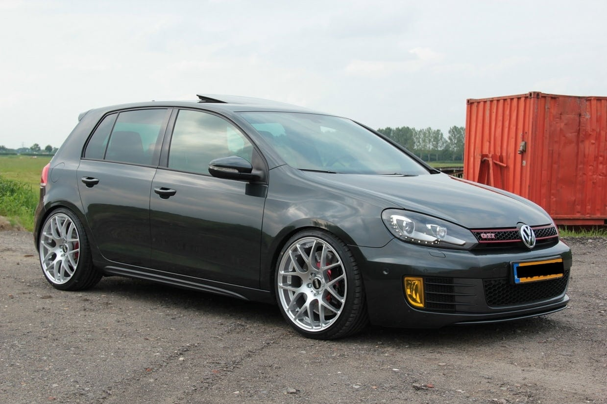ervaring eibach sportline veren op een golf 6 gti golf gti forum. Black Bedroom Furniture Sets. Home Design Ideas