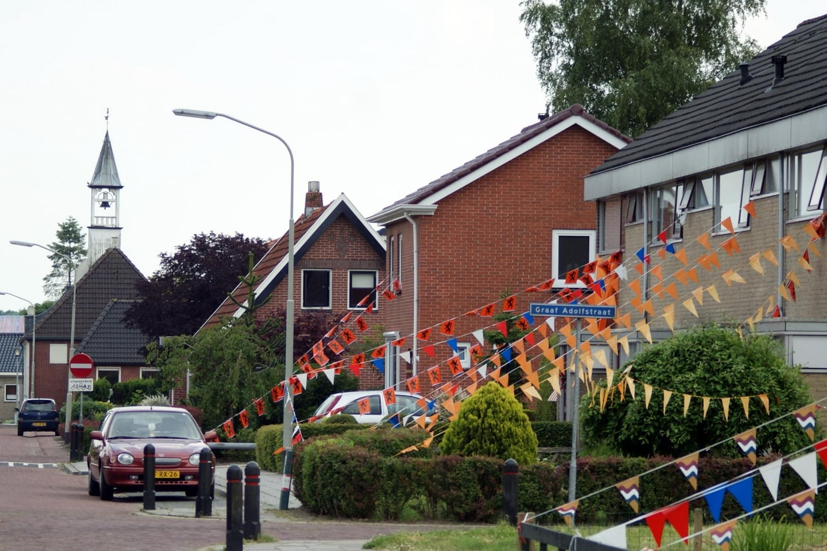 Heiligerlee 2010 Oranje Piekeniersweg