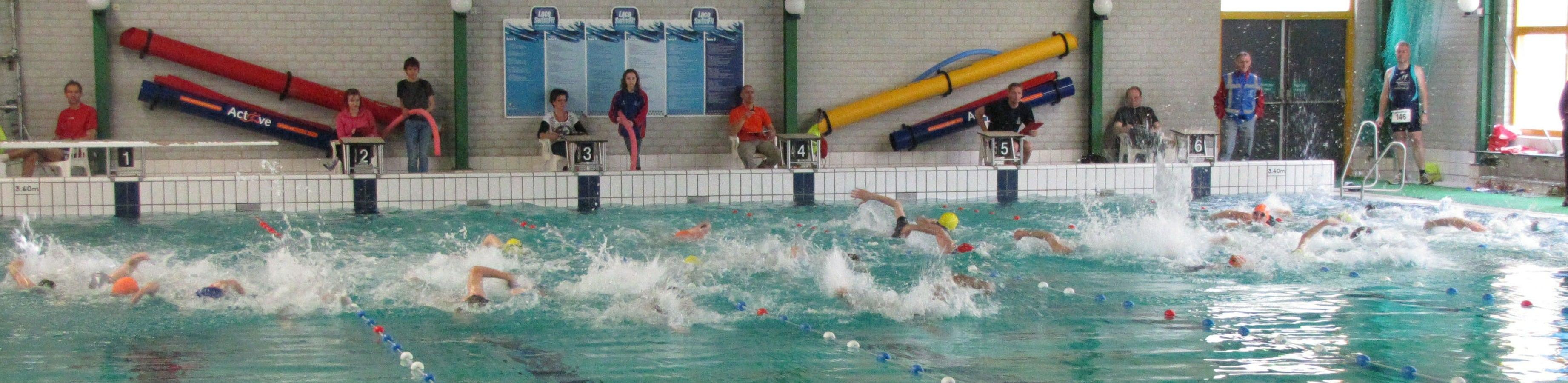 Start Zwemloop Venray 2010