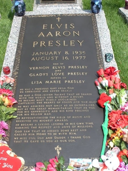 Informatie Paginas Elvis Presley Verzameling