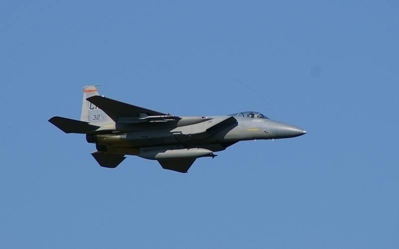 F15 Soesterberg