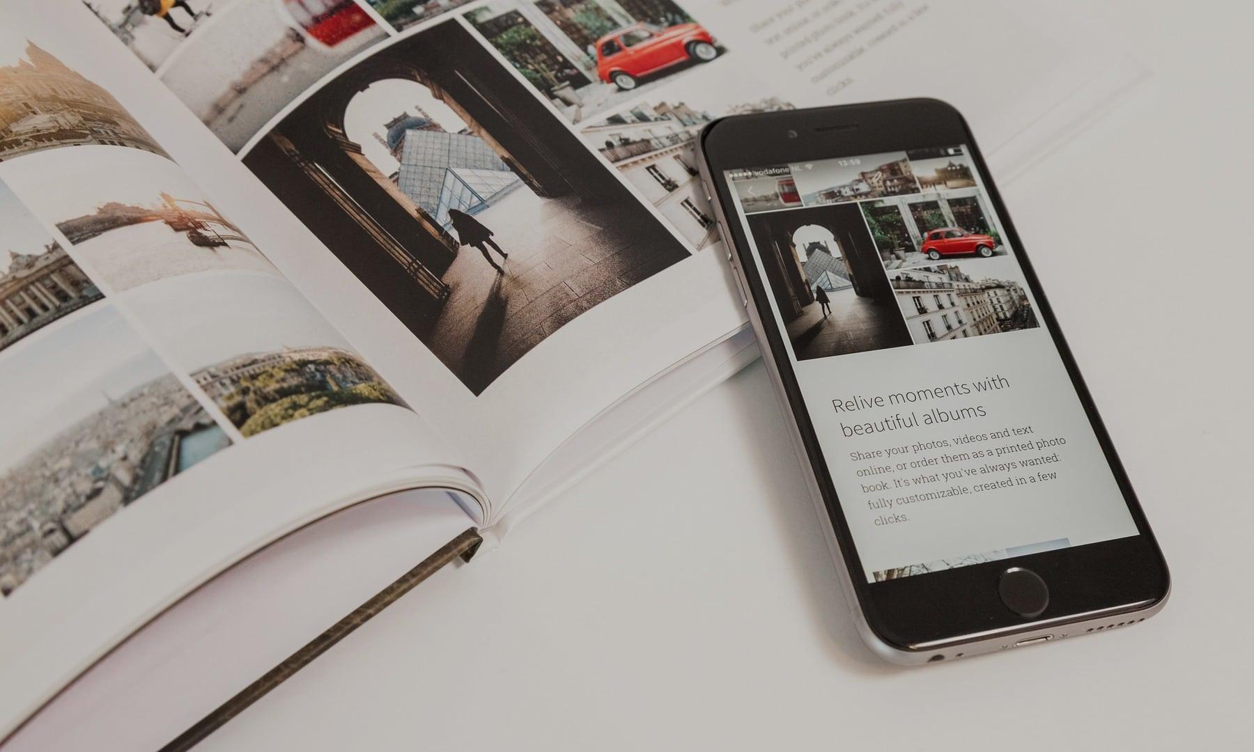 MyAlbum - Gratis online fotoalbum maken
