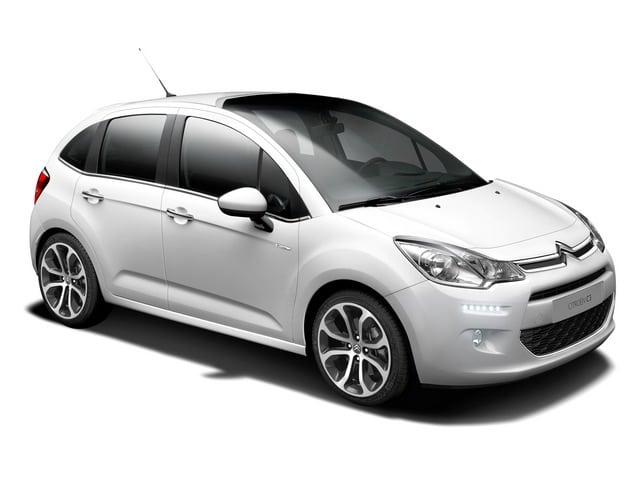citroen c3 facelift 2013. Black Bedroom Furniture Sets. Home Design Ideas