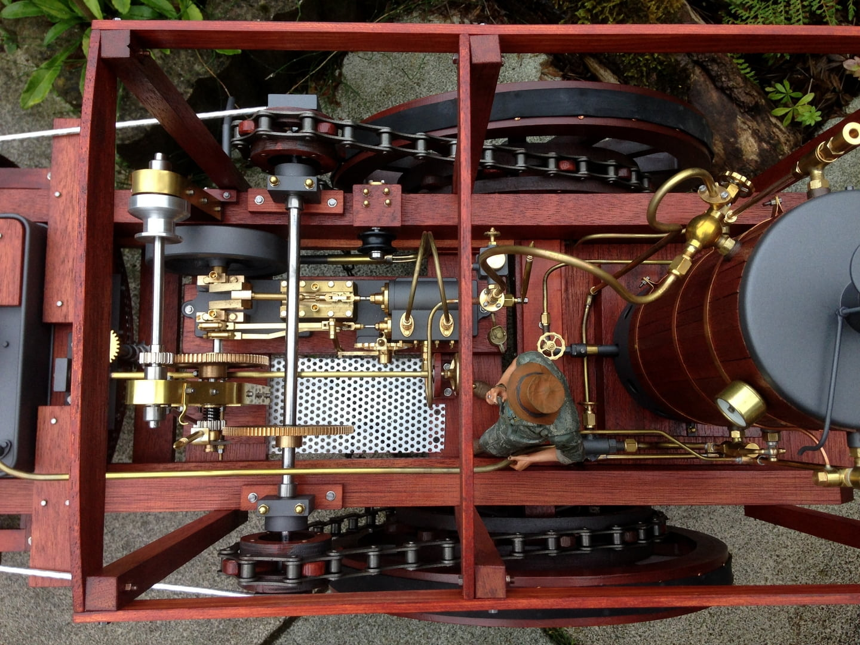 steam powered whim