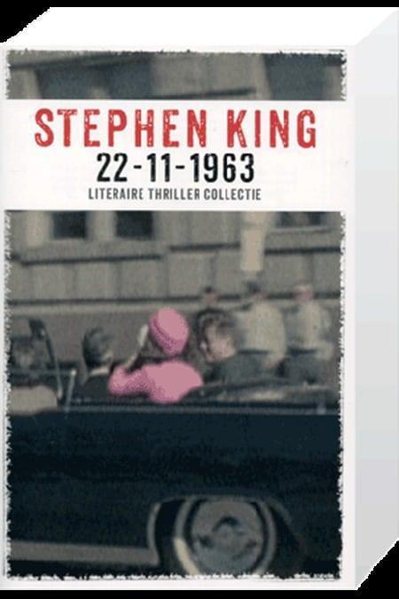 Stephen King Boek * 22 - 11 - 1963