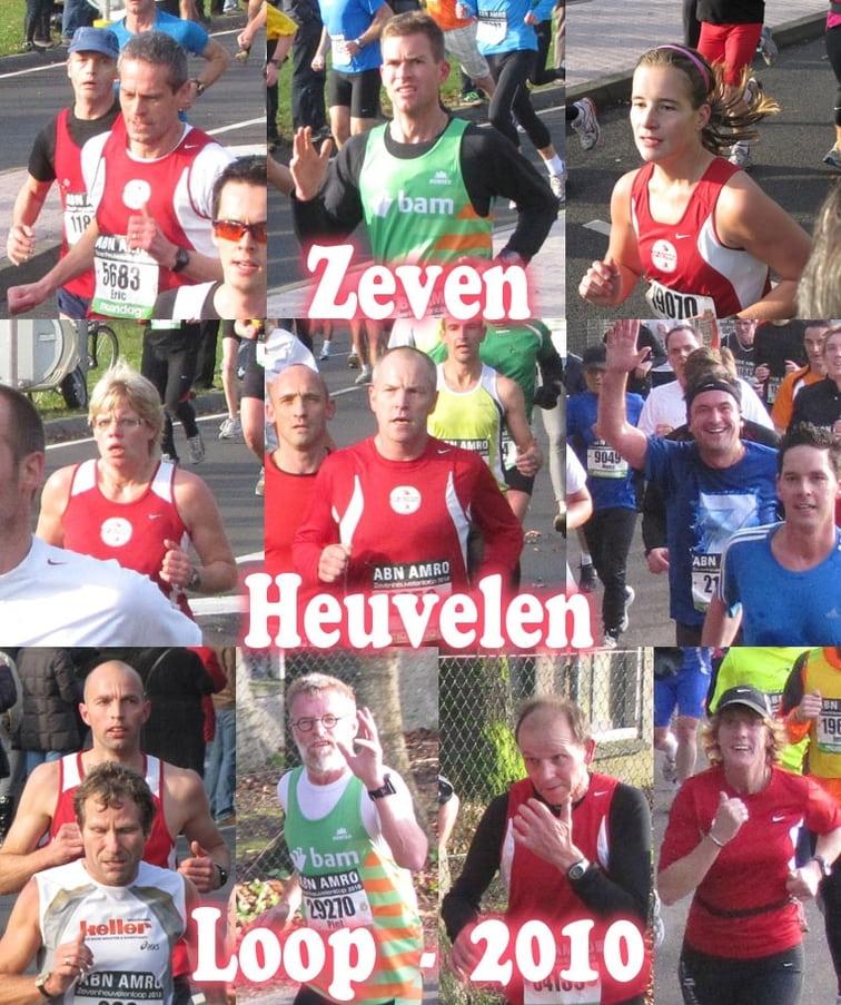 7Heuvelenloop 2010