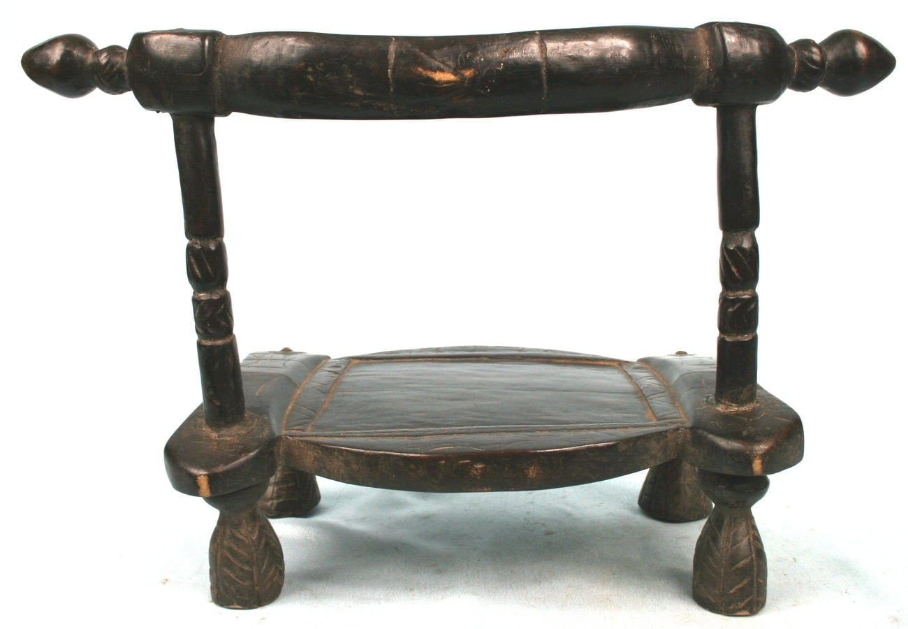 africain usuel chaise dan ancienne usuelle chair 60 5 cms ebay