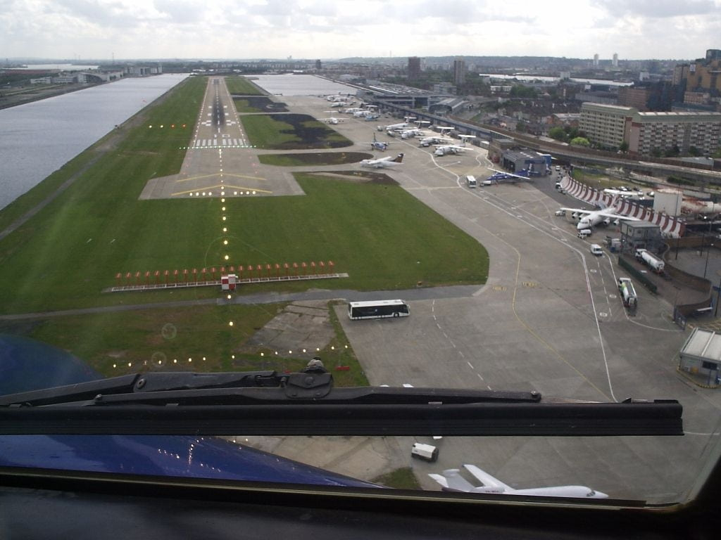 London City RWY10