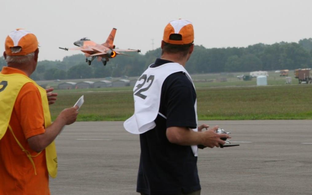 F16 2nd place static WorldMasters USA