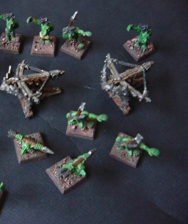 [vente/échange] ORKS - chaos - tyranides 1k0