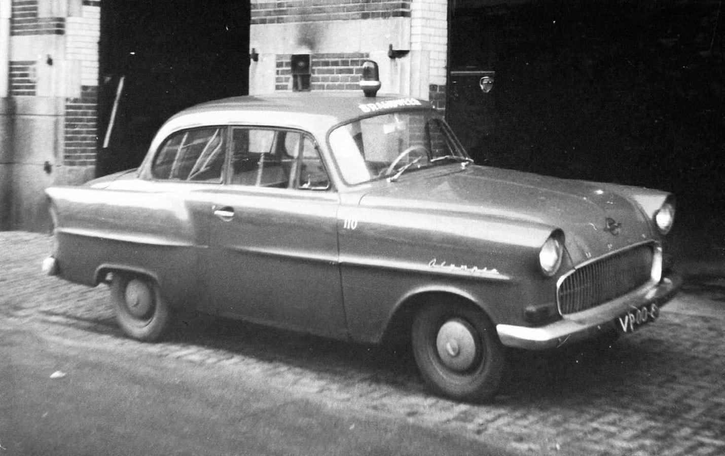 Nr: 109 Opel Olympia 1500