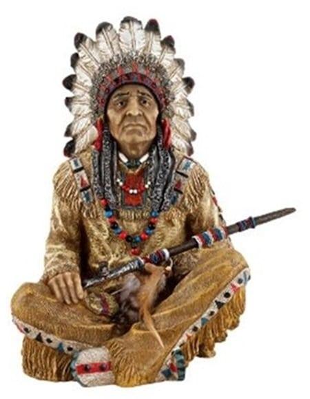Indianen Beelden Verzameling