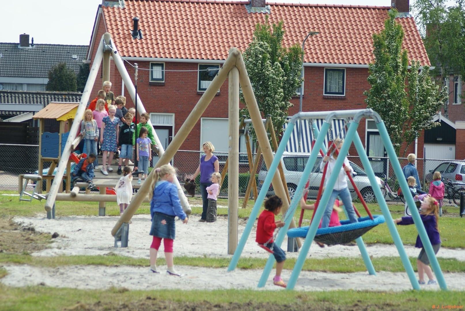 Speeltuin Opnames RTV Noord