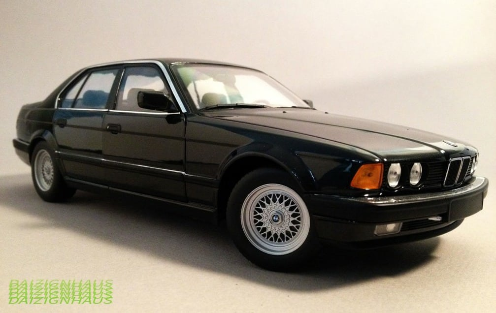 1 18 BMW 730i By PMA Minichamps