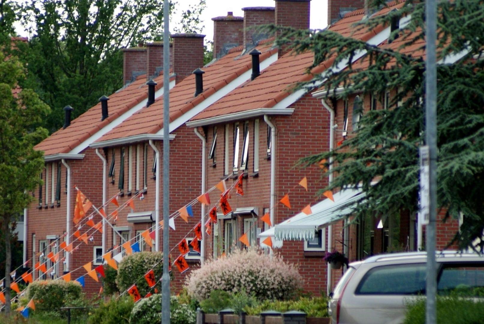 Heiligerlee Oranje 2010 Nassaulaan