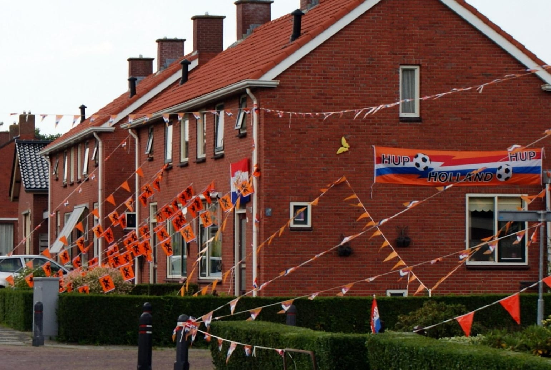 Fotoalbum 2010 WK Oranje in Heiligerlee