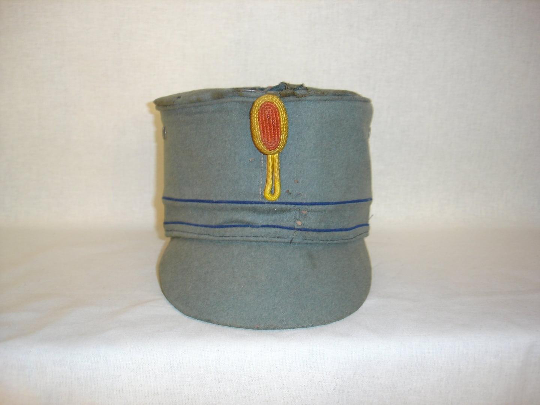 Nederlandse kepie uit de tweede wereldoorlog 1940 wo2