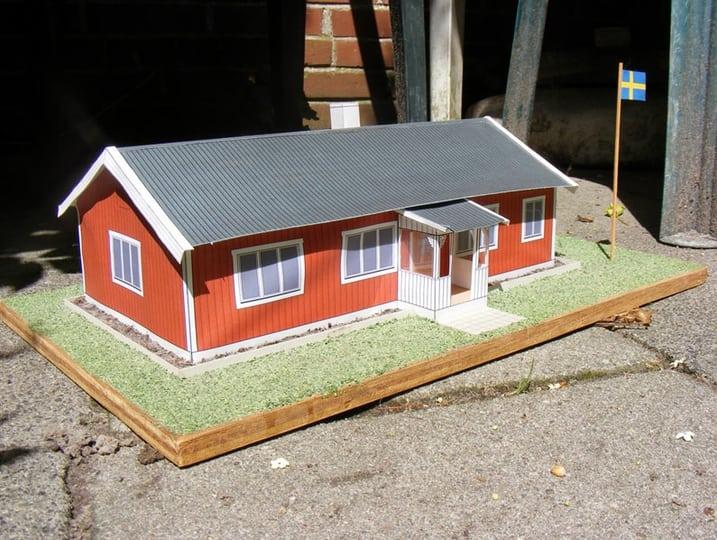 Van een schuur een woning maken