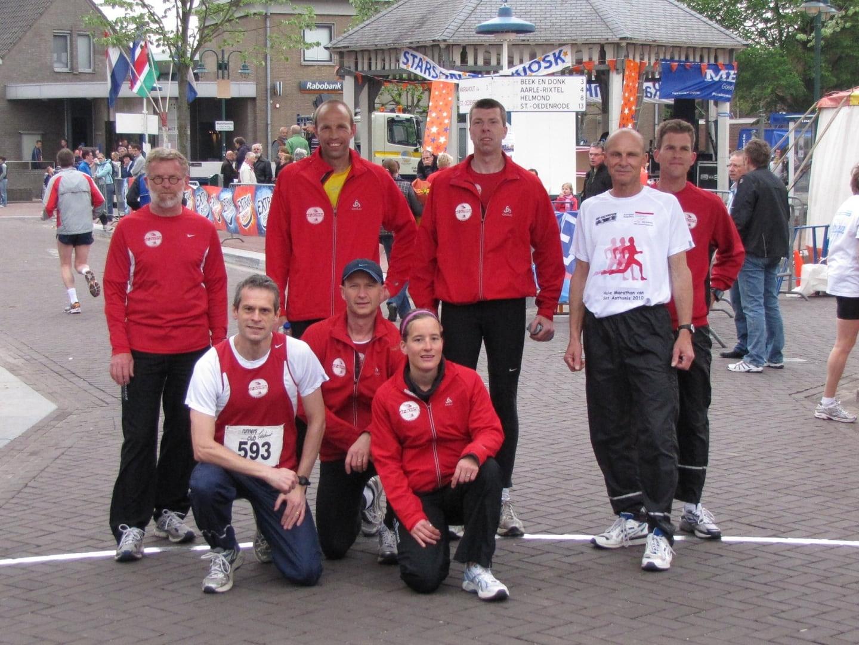 Oranjeloop Lieshout 2010