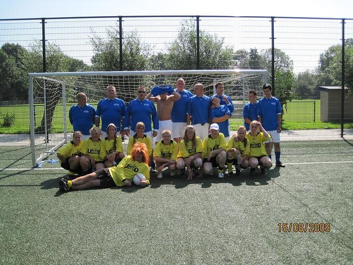 voetbaldames