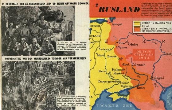 De Wervelwind uit de tweede wereldoorlog oostfront wo2