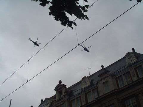 fly past veteranendag den haag