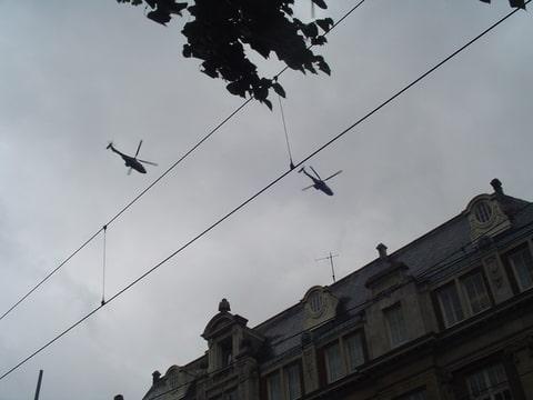 fly past veteranendag den haag