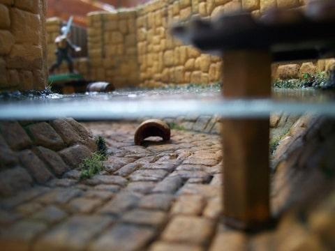 Mordheim's underground Foto-RZP3XWFX