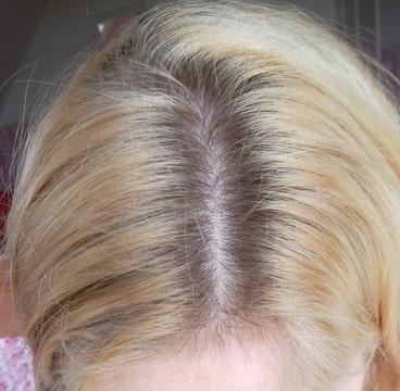 Van Blond Naar Bruin Verven