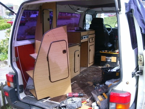Emejing vw t3 camper interieur te koop photos trend for Interieur westfalia t3