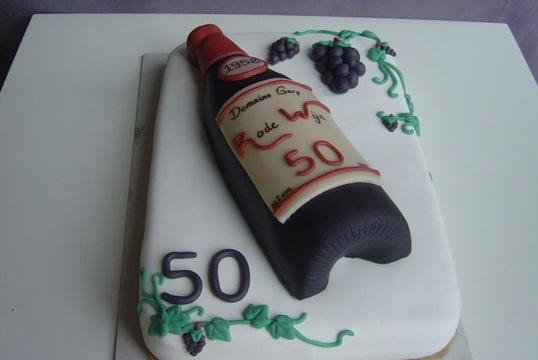 Flesje wijn pagina 1 taarten parade forum - Decoreren van een gang ...