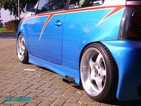 Volkswagen Lupo Club Nederland Old Toon Onderwerp