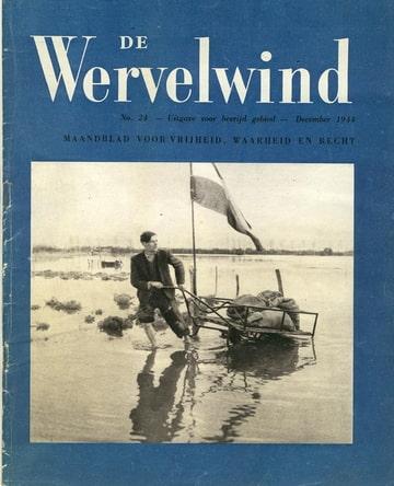 De Wervelwind nummer 24 uit de tweede wereldoorlog wo2 wervelwind