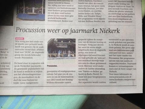 Procussion Westerkwartier