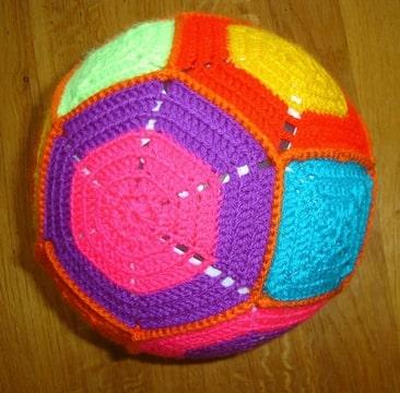 Gehaakte Ballonbal Patroon Creadientjes Blog