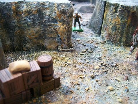 Mordheim's underground Foto-FKUMY8PT