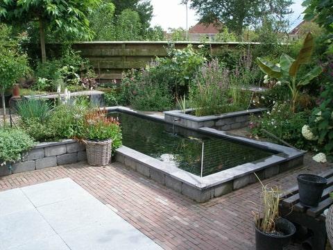 Forums vijver aanleg ontwerp show je tuin vijver van 6 kuub naar 12 kuub nog meer foto 39 s - Foto van tuin vijver ...