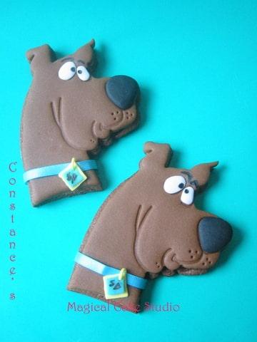 scooby doo taart ScoobyDoo (Pagina 1)   Klein & fijn: Cupcakes, koekjes & los  scooby doo taart