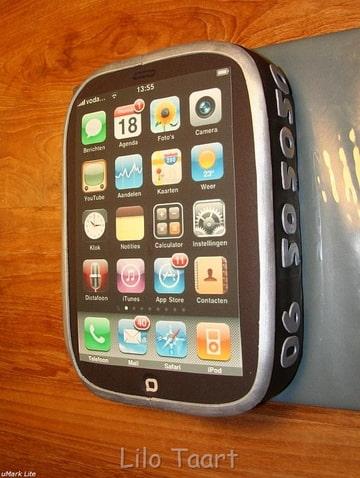 IPhoneTaart