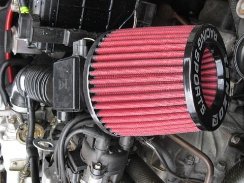 Powerfilter auto