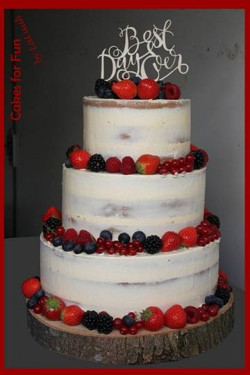 Pin op Weddingcake