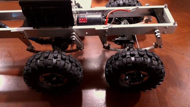 build - MAN KAT 1 8X8 scratch build with tlt axles Foto-PYZ3WHCQ-D
